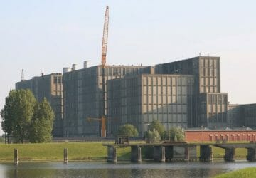 Engie centrale Harculo, Zwolle