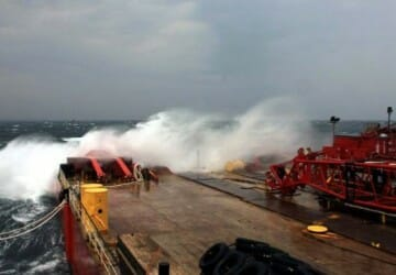 Wreck Removal of bulk carrier Oriental Hope