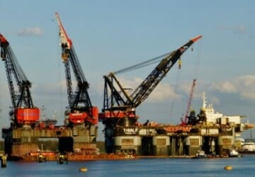 HMC heavy lift vessels, Worldwide